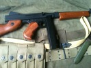 CM.033 sub-machinegun replica