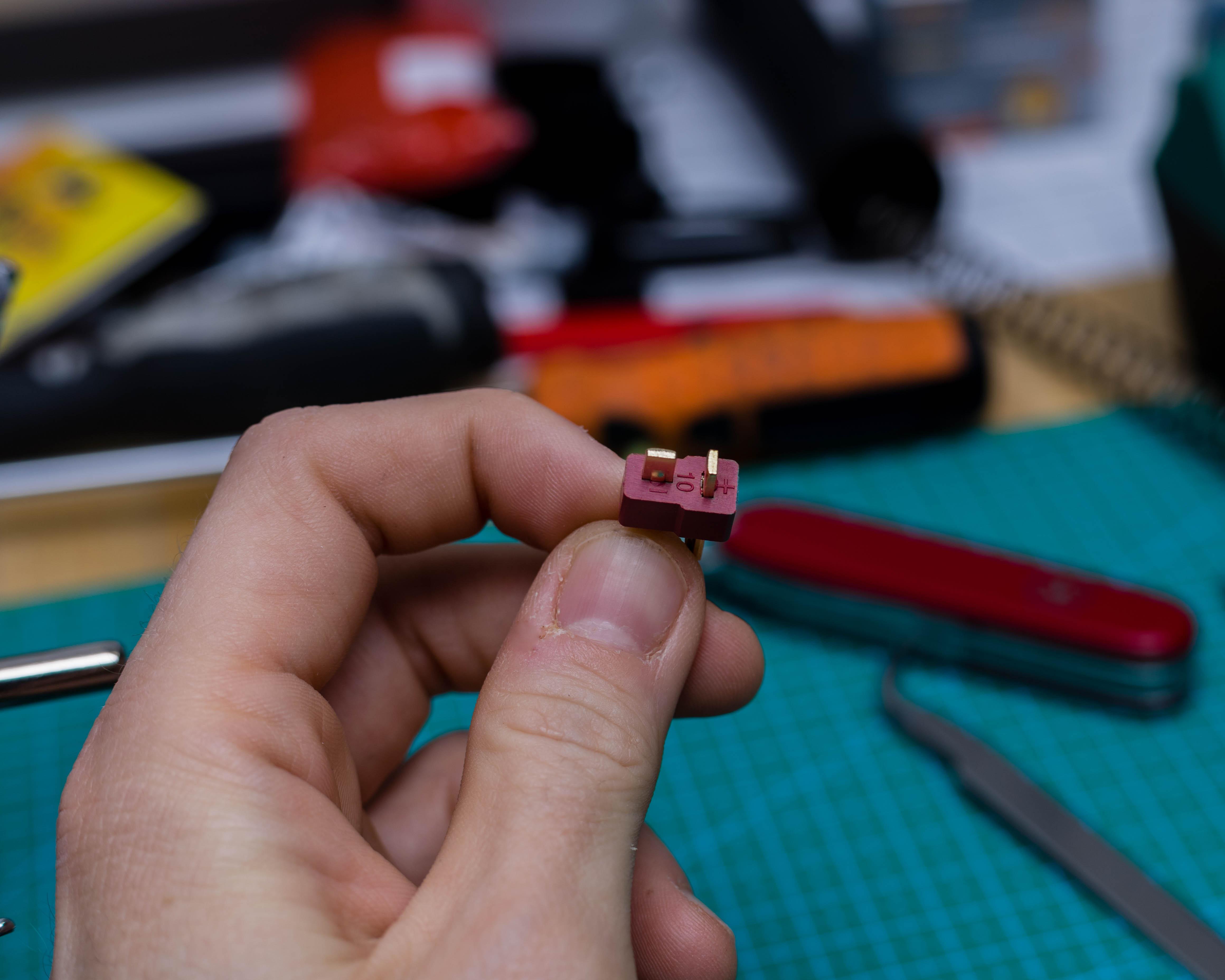 airsoft replica connectors
