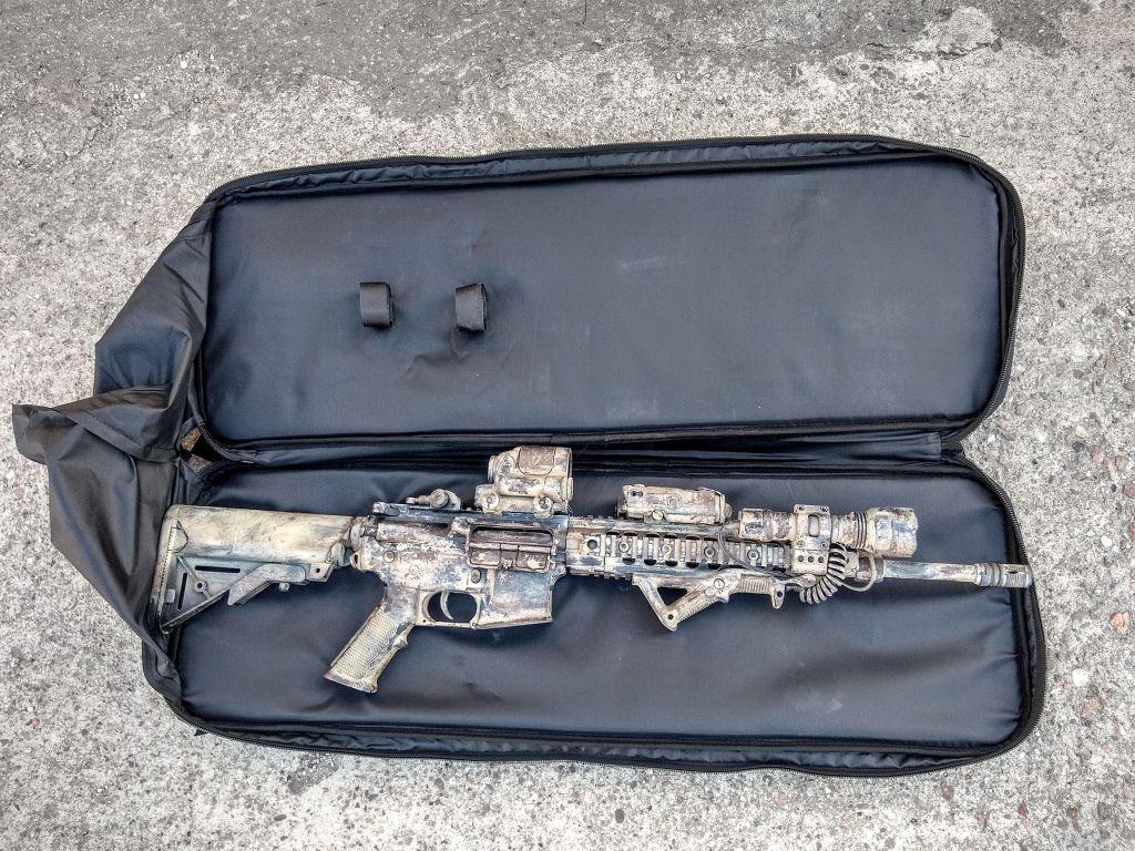 komora główna na replikę ASG w pokrowcu Gun Bag V2