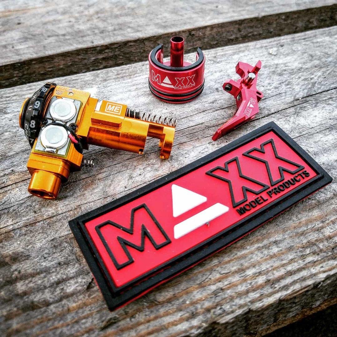 komora hop-up oraz inne części wewnętrzne od marki maxx model
