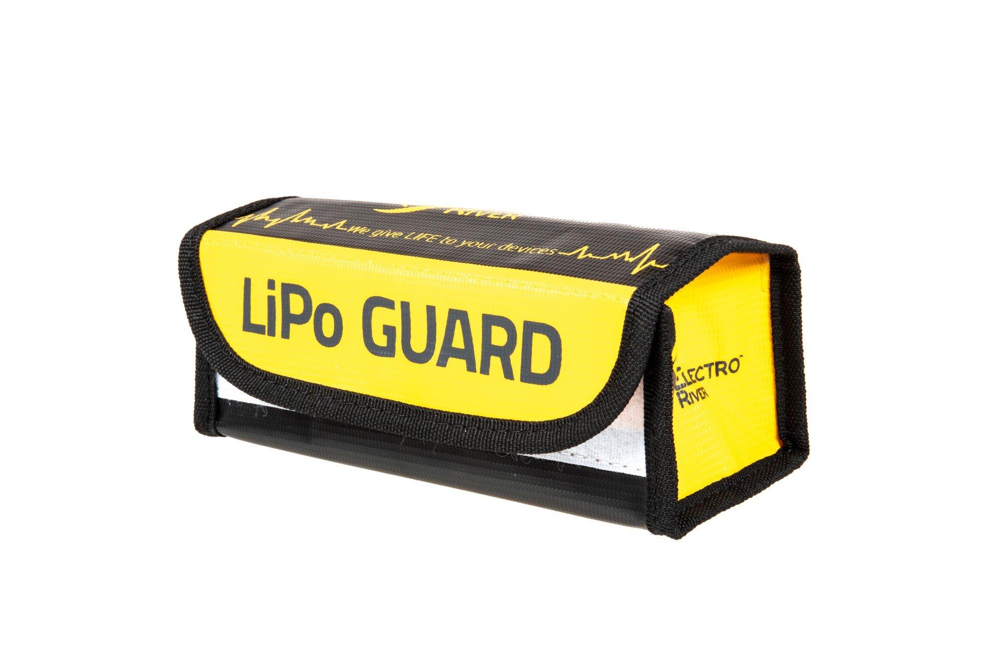 safety bag for li-po batteries