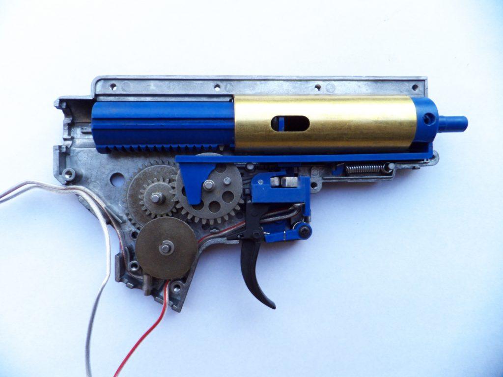 gearbox konserwacja