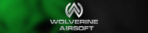 New delivery - Wolverine Airsoft!