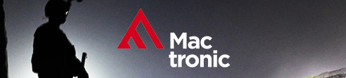 New delivery - Mactronic!