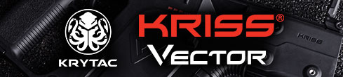 New product - KRISS® Vector AEG!