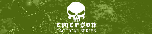 New delivery – Emerson Gear!