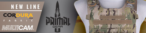 New products - Primal Gear!