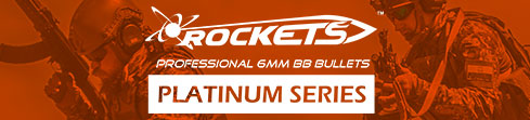 New delivery - Rockets Platinum!