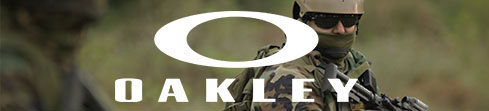 New brand at Gunfire – Oakley!