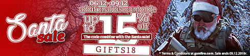Santa's promo code up to 15%OFF!