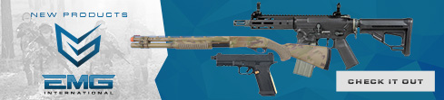 New products - EMG Arms!
