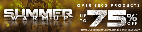 Summer Warm-Up Sale is on!