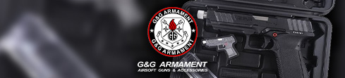 New delivery - G&G Armament!