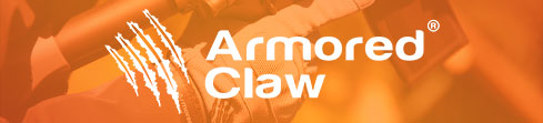New delivery - Armored Claw!