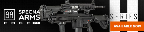 Hot novelty – Specna Arms H-Series!