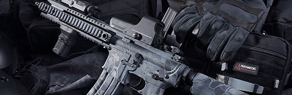 3 accessories for your airsoft replica to improve your game skills.