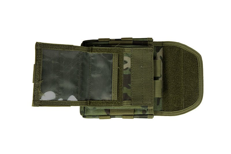Admin pouch with map pocket - MC Tropic