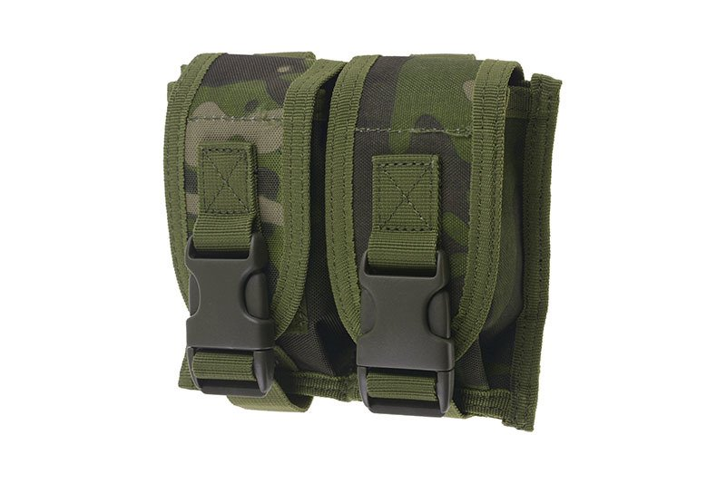 Double Grenade Pouch - MC Tropic