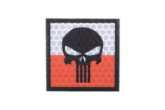 PUNISHER 5x5  IR patch