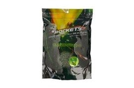 Kulki Rockets Professional BIO 0,23g - 1kg - Dark Green